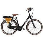 Elektrisches holländisches Fahrrad