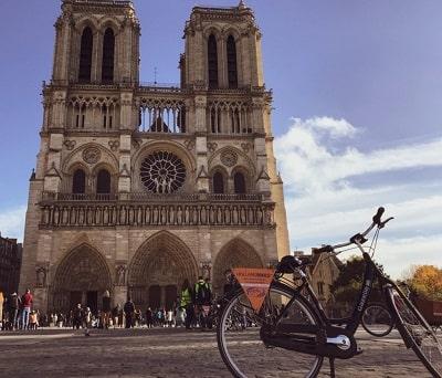 location vélo notre dame paris