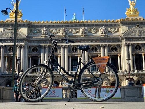 Location vélo électrique Opéra Paris